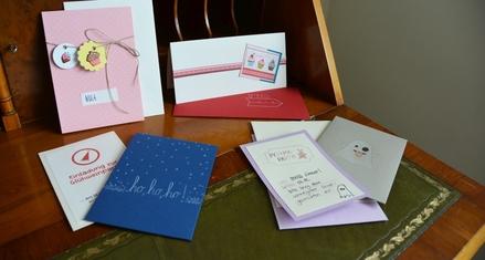 Schön Selbstgemachte Einladungskarten, Glühweinparty, Pyjamaparty,  Geburstagsparty